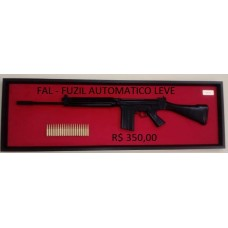 ARMA FAL - FUZIL AUTOMATICO LEVE (Produto sem estoque, mediante pedido)