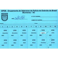 MENSALIDADE/ANUIDADE (12 MENSALIDADES DE R$ 20,00 )